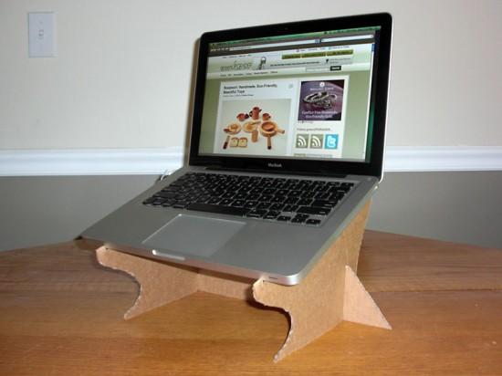 Схема выкройка подставки под ноутбук