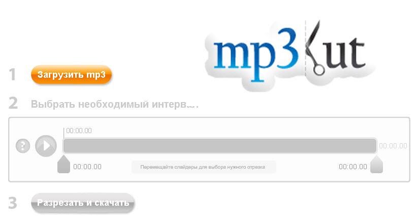 Бесплатная онлайн программа по созданию mp3 рингтона для мобилы