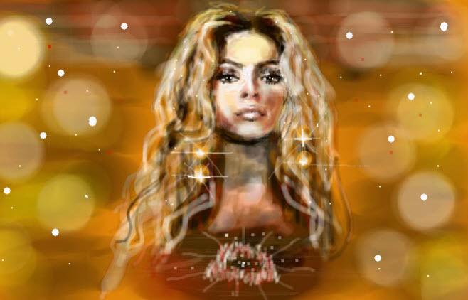 Дополнительное изображение Рисовалка открыток онлайн